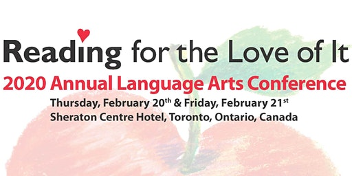 Reading for the Love of It 2020 Programme Advertising