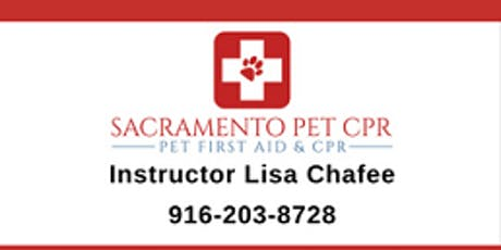 Pet CPR & First Aid Class tickets