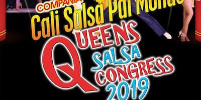 QUEENS SALSA CONGRESS 2019 -- FULL PASS