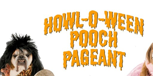 Howl -o-ween Pooch Pageant