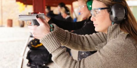 Introduction To Handguns (Women's Only Class) tickets