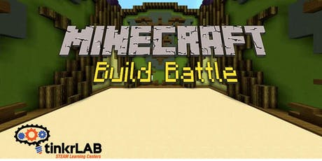 Minecraft Build Battle - November tickets