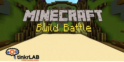 Minecraft Build Battle - November