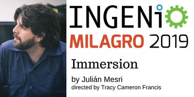 INGENIO: Immersion by Julián Mesri