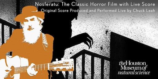 Nosferatu: The Classic Horror Film with Live Score