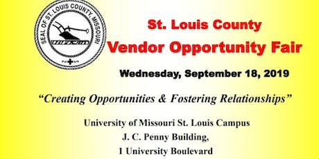 St. Louis County Vendor Opportunity Fair tickets