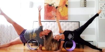 Dharma Yoga Wheel Teacher Training