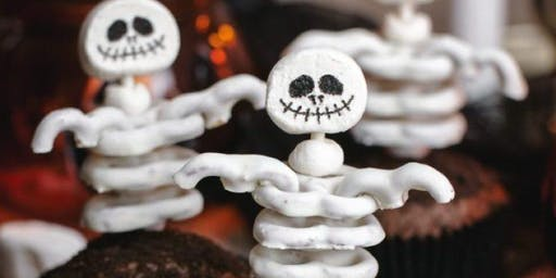 Intermediate Kid's Kitchen - Pumpkins, Cheese and Skeletons, Oh my!