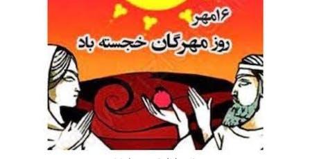 Mehrgan Festival tickets
