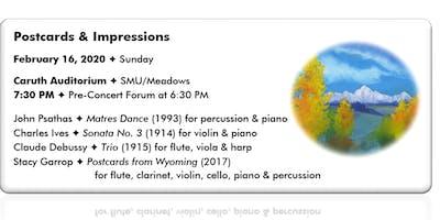 Postcards & Impressions
