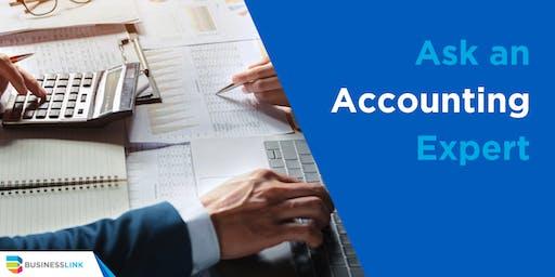 Ask an Accounting Expert - Nov 6/19