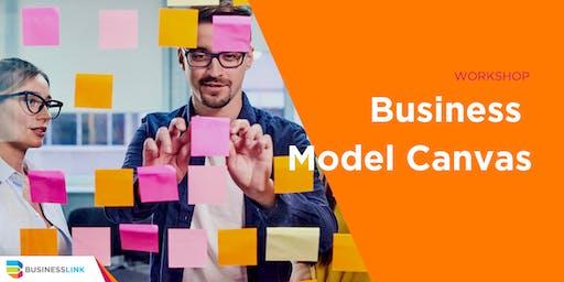 Business Model Canvas Workshop YEG - Sep 16/19