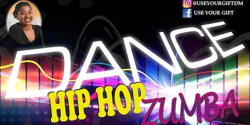 Hip Hop Zumba w/ Cdubb