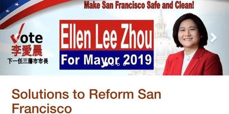 SOLUTIONS TO REFORM SAN FRANCISCO billets
