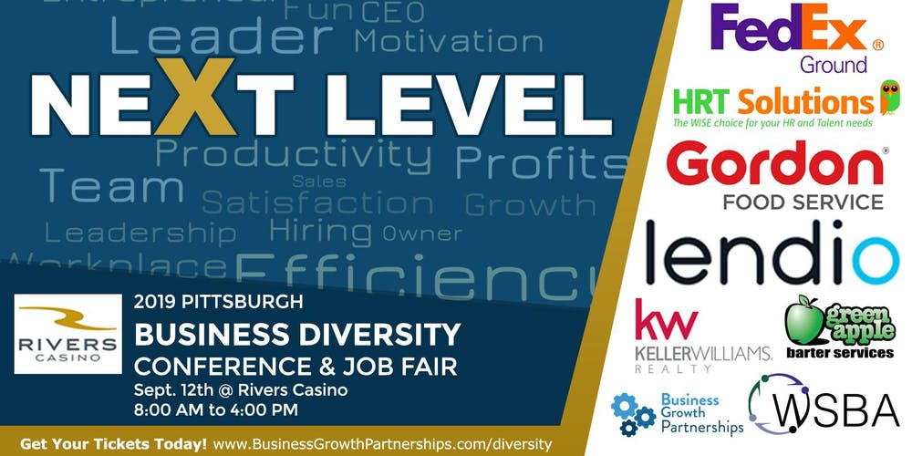 Pittsburgh Business Diversity Conference & Job Fair Tickets