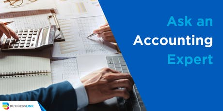 Ask an Accounting Expert - Oct 2/19 tickets