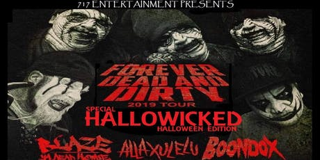 Forever Your Dead Tour Hallowicked Edition tickets