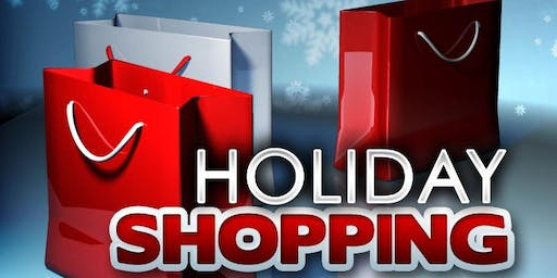 2nd Annual Holiday Shopping Extravaganza