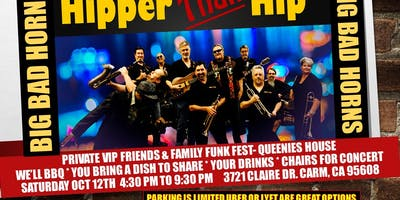 VIP FRIENDS AND FAMILY HIPPER THAN HIP CONCERT