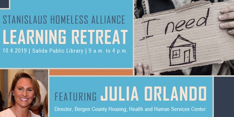 Stanislaus Homeless Alliance Learning Retreat tickets