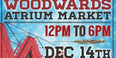 Woodwards Christmas Market tickets