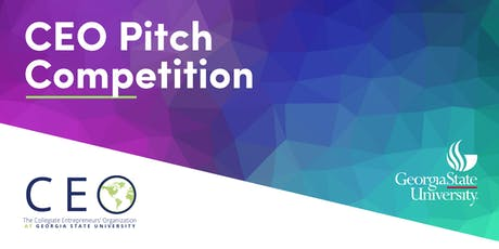 CEO Pitch Competition  tickets