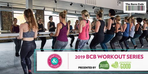 BCB Workout with The Barre Code Presented by Seventh Generation (Lombard, IL)