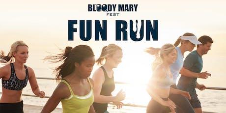 Bloody Mary Fest Fun Run  tickets