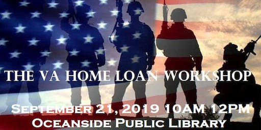 The VA Home Loan Workshop