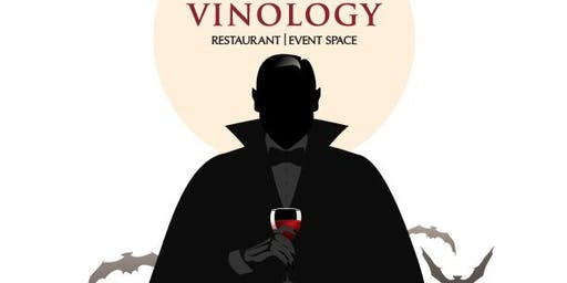 "5th Annual Black Wine Night - Wed October 23 ""Unholy Matrimony"""