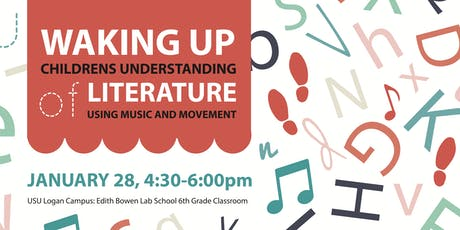 Waking up Children's Understanding of Literature Using Music and Movement tickets