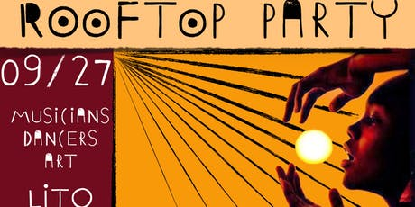 ROOFTOP PARTY - Tribal night tickets