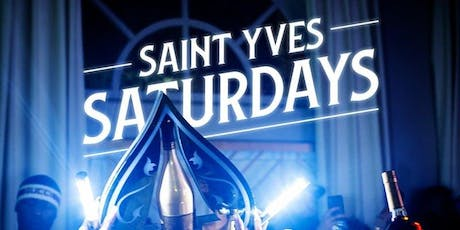 Saint Yves Saturdays ll Guest List tickets