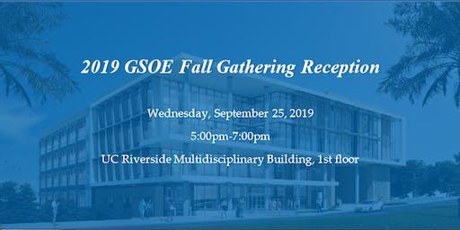 GSOE Fall Gathering