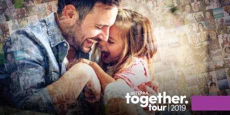 2019  doTERRA Together Tour - Quebec City, Canada billets