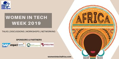 Women in Tech Week Germany 2019
