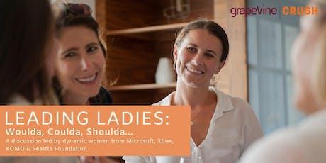 LEADING LADIES: Woulda, Coulda, Shoulda... tickets