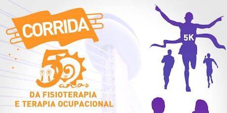 CORRIDA DA FISIOTERAPIA E TERAPIA OCUPACIONAL ingressos