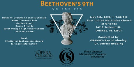 Beethoven's 9th on the 9th tickets