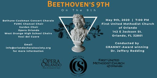Beethoven's 9th on the 9th