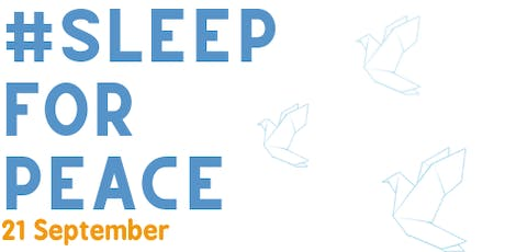 Sleep for Peace Hostel Open House & Party tickets