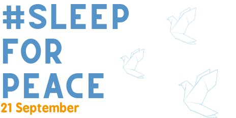 Sleep for Peace Hostel Open House & Party