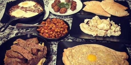 Sirkin Supper Club: An Israeli Dinner