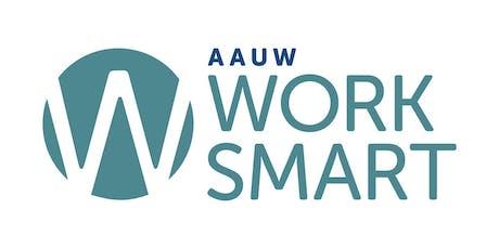 AAUW Work Smart Salary Negotiation Training at the Wichita Workforce Center tickets