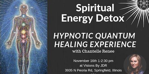 Spiritual Energy Detox - Hypnotic Healing Experience