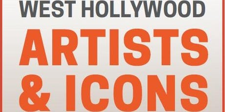 WeHo Reads/West Hollywood Artists and Icons: Felice Picano tickets
