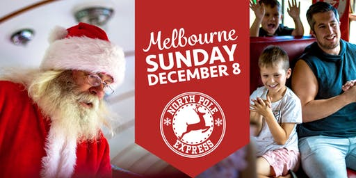 Melbourne North Pole Express - Sunday, 8 December 2019