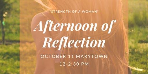 Catholic Women's Afternoon of Reflection