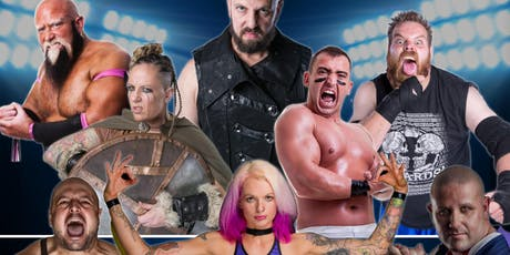 Live American Wrestling tickets