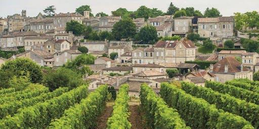Bordeaux Varietals Wine Tasting Class